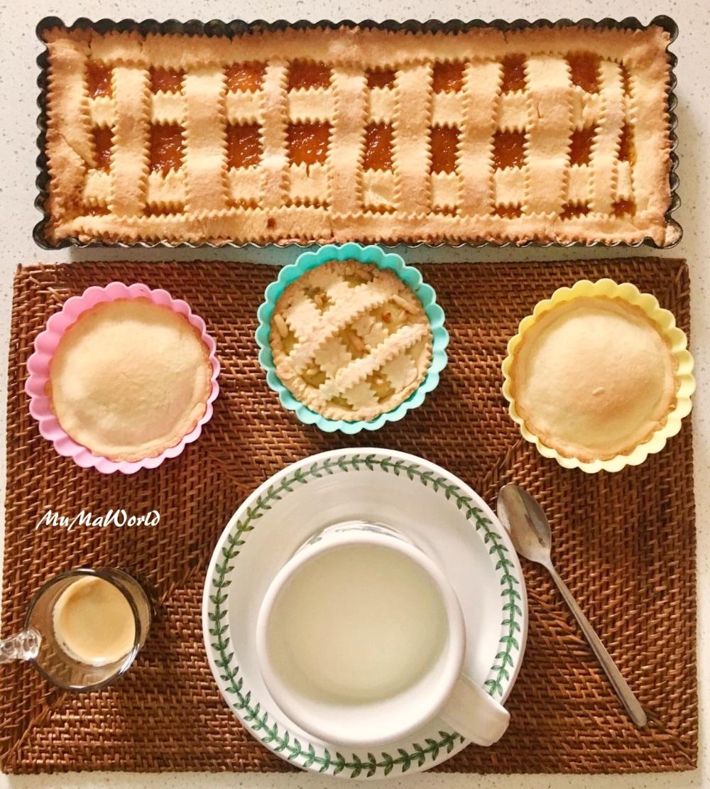 bakery breakfast menù